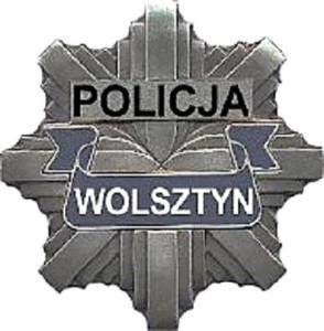 odznaka polciji wolsztyn