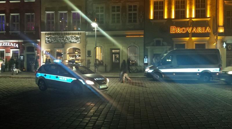 stary rynek policja