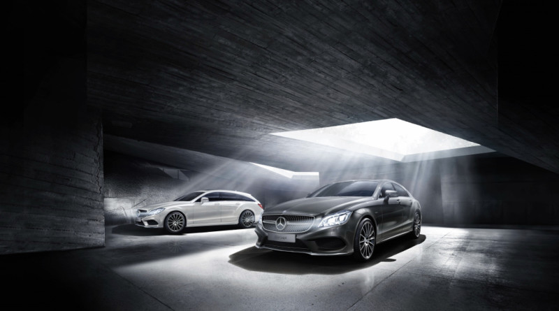 CLS Coupé und CLS Shooting Brake Final Edition ;  CLS Coupé and CLS Shooting Brake Final Edition;