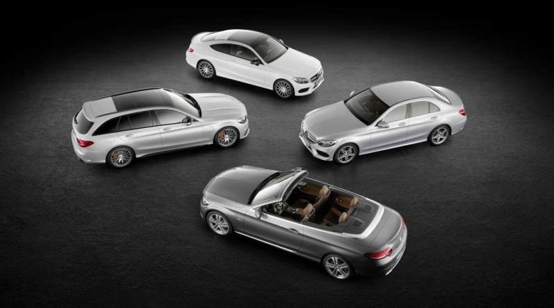 Mercedes-Benz C-Klasse Modellprogramm