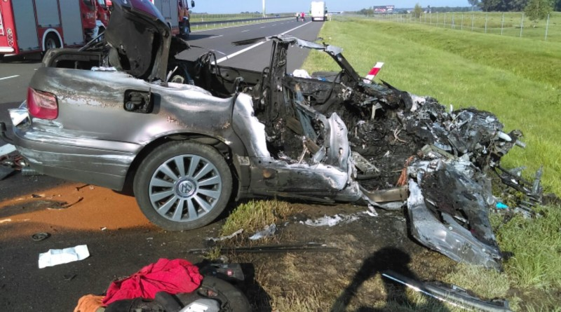 środa autostradawypadek20161