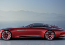 Luksus ostateczny: Vision Mercedes-Maybach 6
