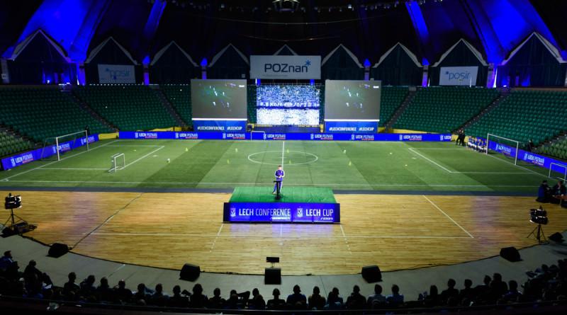 04.12.2015, Poznan Lech Conference Hala Arena Fot. Michal Jakubowski  Na zdjeciu: szeroko