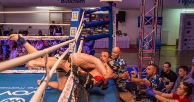 """Międzynarodowy Mecz Bokserski Polska vs. Włochy / Extra Gala """"Poznań Fight Night"""" – ZDJĘCIA"""
