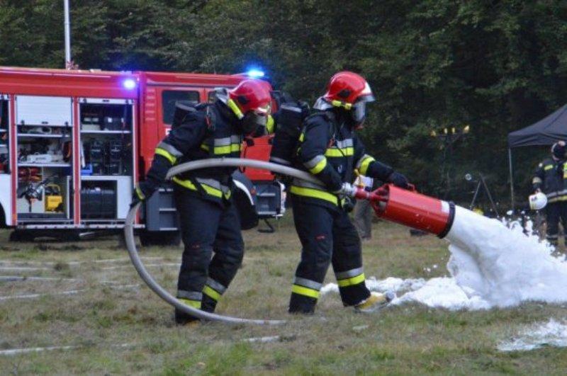 Straż Pożarna Gaszenie PSP