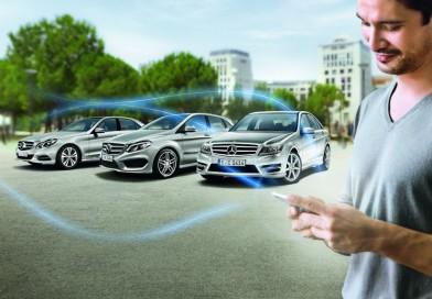 Usługi mobilne Mercedes me connect teraz nawet dla kilkunastoletnich Mercedesów