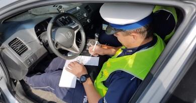 policja mandat ostrzeszów