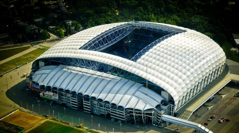 stadion lecha poznań biuro prasowe