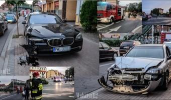 Wolsztyn – BMW serii 7 kontra Opel Astra