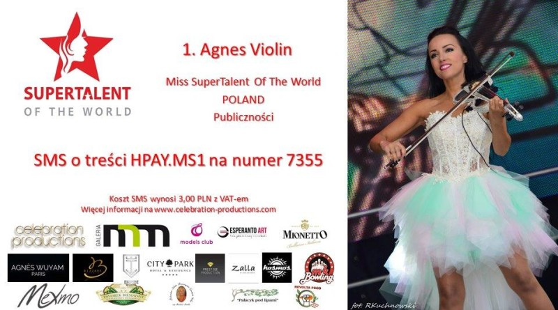 1. Agnes Violin