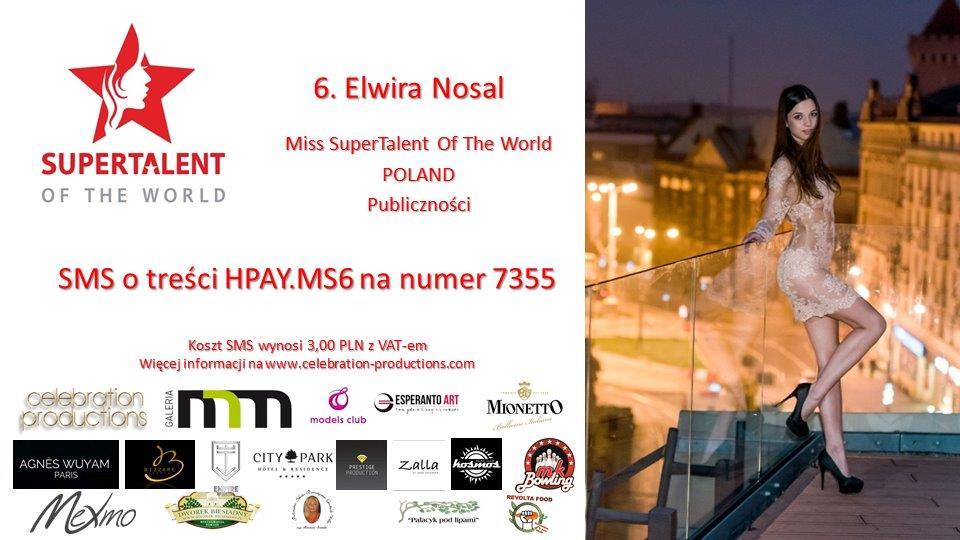 6. Elwira Nosal