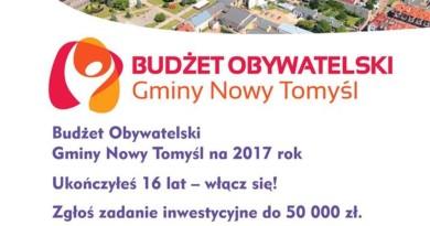 budżet obywatelski Nowy Tomyśl1