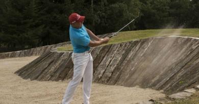 golf poznań