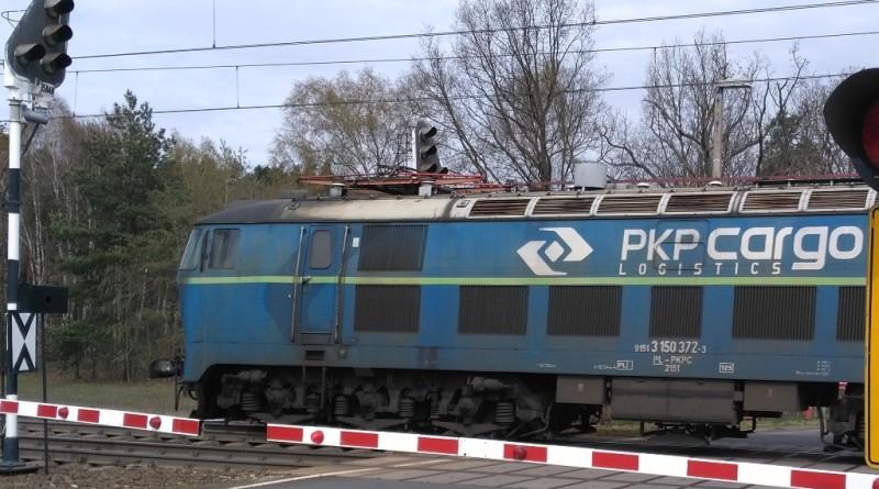 pociąg, przejazd