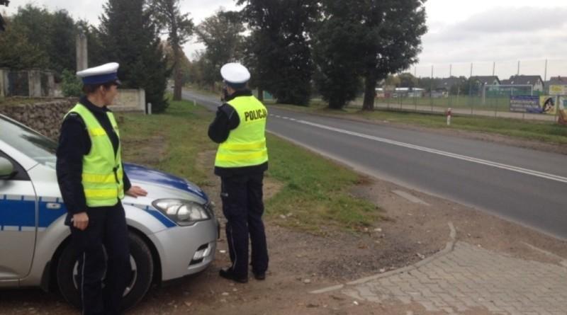 policja piła