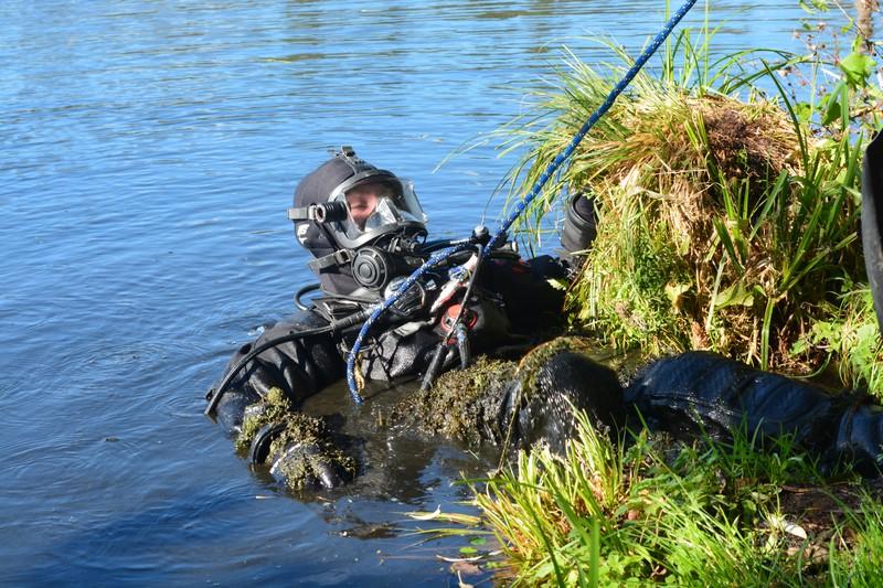 poszukiwania jezioro sękowo