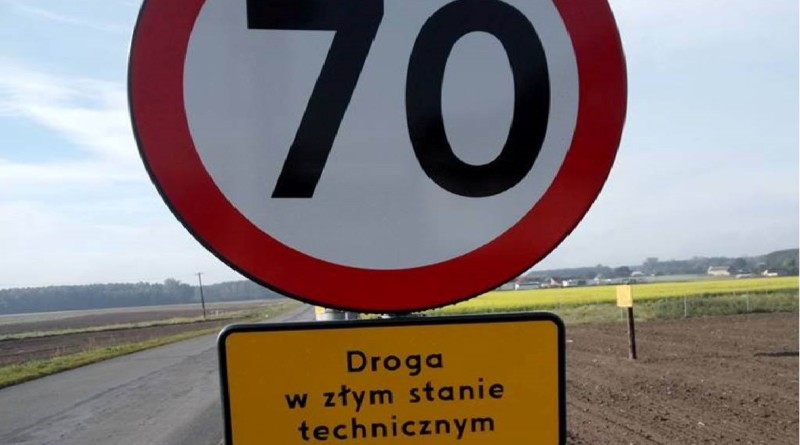 znak 70 Wąsowo 1a