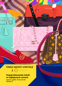 Targi mody vintage z Chosen By w Starym Browarze, www.starybrowar5050.com