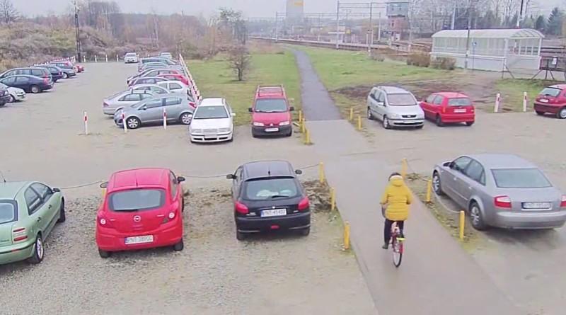 nowy tomyśl kradzież rower