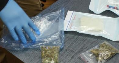 wągrowiec narkotyki