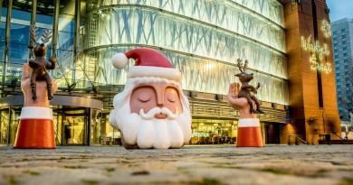 Co ten #twójstary wymyślił na Święta… – Świąteczne atrakcje dla małych i dużych w Starym Browarze