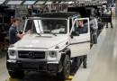 Rekord produkcji Mercedesa Klasy G: 20 tysięcy egzemplarzy w mniej niż rok