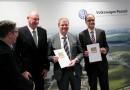 Volkswagen Poznań nagrodzony jako pierwszy i jedyny na świecie