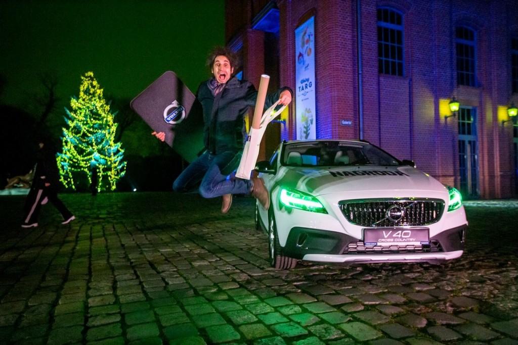 fot. Wittchen Jakub - Zwycięzca konkursu Volvo Hacen Sahraoui