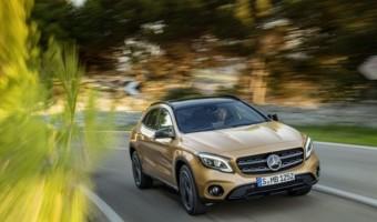 Nowy Mercedes-Benz GLA – Program fitness dla kompaktowego SUV-a