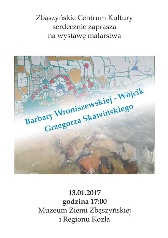 plakat wroniszewska skawiński
