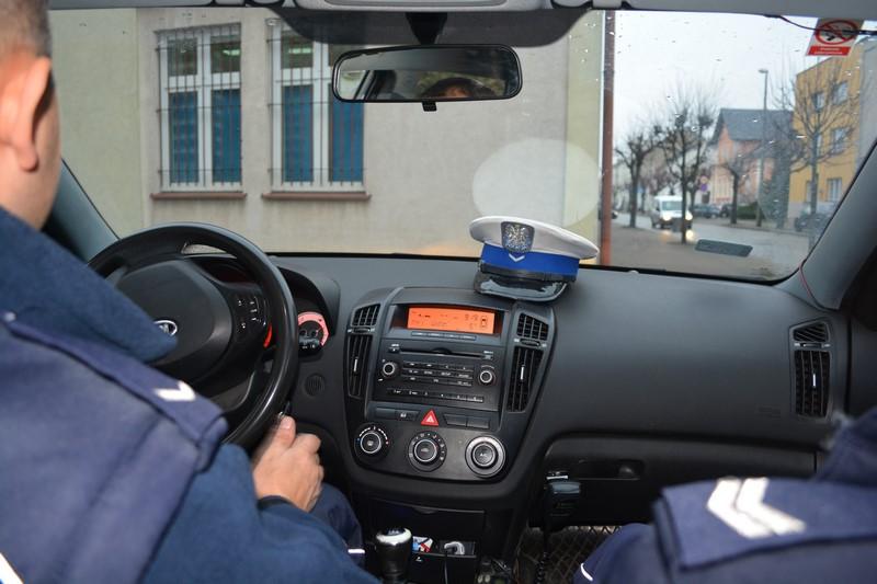 policja radiow