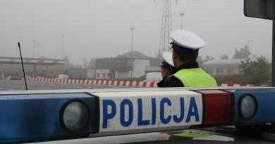 policja a2 kon
