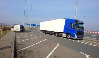 Kontrola ITD na A2! SZOK: Przez 4 dni kierowca jechał ciężarówką na kartach 3 kierowców! Odpoczywał 2 godziny na dobę!