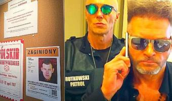 Czy ludzie Krzysztofa Rutkowskiego przeprowadzą desant na Islandię by odnaleźć zaginionego Artura Jarmoszko?! Tamtejsza policja twierdzi, że utopił się w zatoce, w której nie było wody!