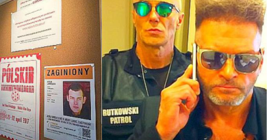 Krzysztof Rutkowski zaginiony Artur Jarmoszko