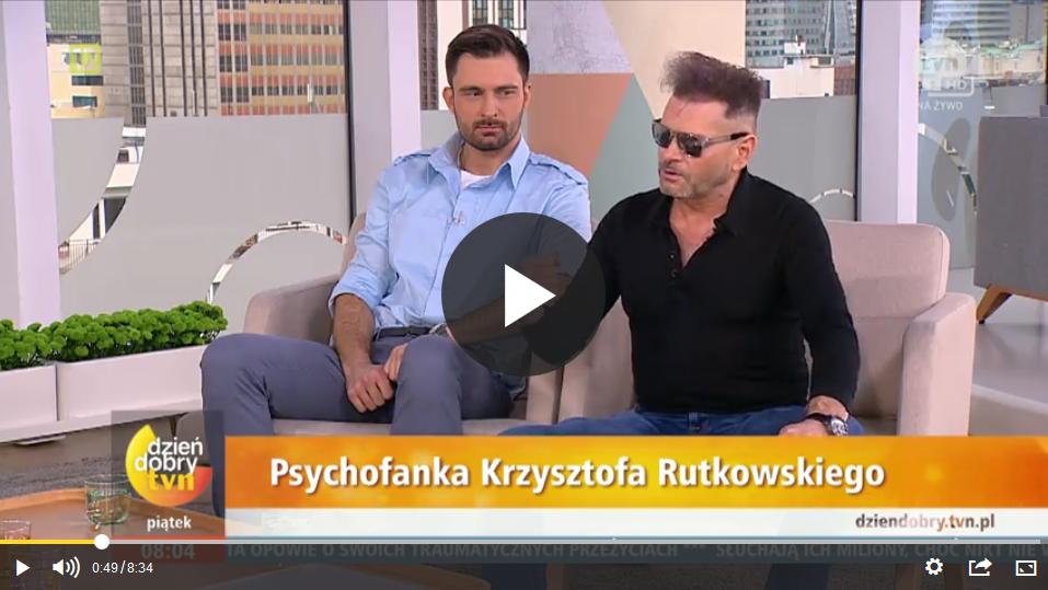 Rutkowski w TVN