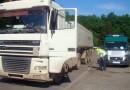 ITD w akcji… Budują ekspresową 5 i przeładowanymi ciężarówkami rozjeżdżają lokalne drogi!
