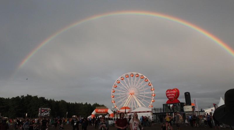 Tęcza nad Woodstockiem - Michal_Sandecki