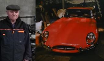 Jak Niemiec oszukał Polaka?! Pan Marian odrestaurował dla bogatego Niemca klasycznego Jaguara wartego ponad 1 000 000 zł, a ten nie chce mu zapłacić za wykonane prace!