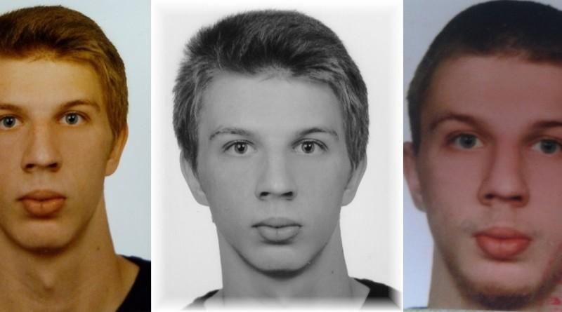zaginiony DAMIAN CIERASZKO Suwałki