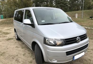 Agenci Rutkowskiego poszukują skradzionego Volkswagena Transportera. Wysoka Nagroda za precyzyjne informacje!