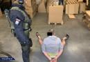 Rozbito grupę przestępczą, zlikwidowano fabrykę i przejęto towar