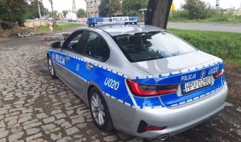 Policja- bezpieczna droga do szkoły. Ogólnopolska akcja