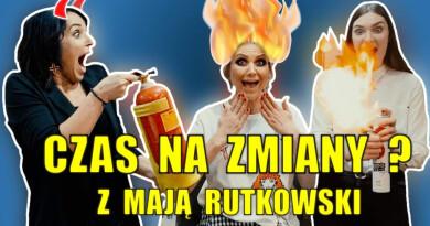 metamorfoza Maja Rutkowski